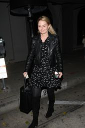 Jennifer Morrison Night Out - Leaving Craig