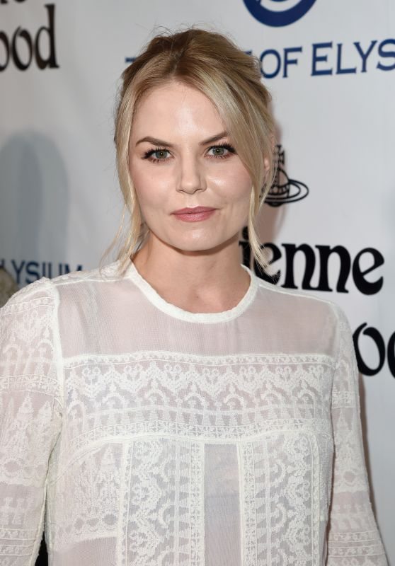 Jennifer Morrison – The Art of Elysium 2016 HEAVEN Gala in Culver City, CA