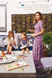 Jessica Alba - Better Homes and Gardens Magazine February 2016 Issue