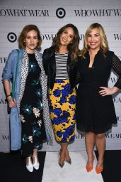 Jessica Alba, Jaime King, Kate Bosworth - Who What Wear x Target Launch Party in NYC 1/27/2016