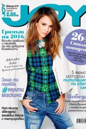 Jessica Alba - JOY Magazine February 2016 Cover