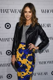 Jessica Alba – Who What Wear x Target Launch Party in NYC 1/27/2016