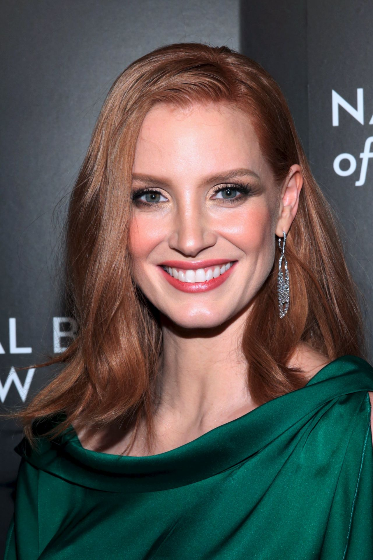 Jessica Chastain 2015 National Board Of Review Gala In