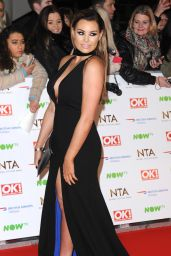 Jessica Wright - 2016 National Television Awards in London