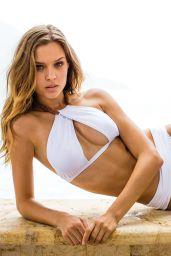 Josephine Skriver Bikini Pics - Sauvage Swimwear 2016