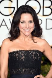 Julia Louis-Dreyfus – 2016 Golden Globe Awards in Beverly Hills