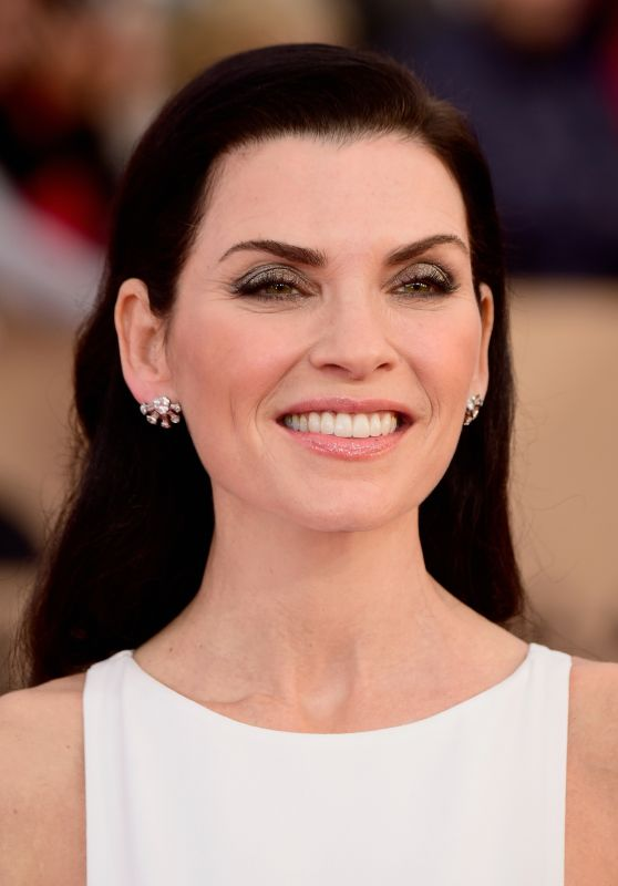 Julianna Margulies – SAG Awards 2016 at Shrine Auditorium in Los Angeles