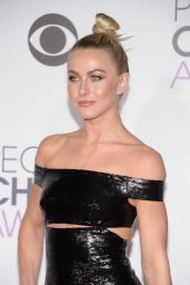 Julianne Hough – 2016 People's Choice Awards in Microsoft Theater in Los Angeles
