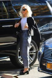 Julianne Hough - Out and about in New York 1/19/2016