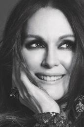Julianne Moore - Marie Claire UK Magazine March 2016 Issue