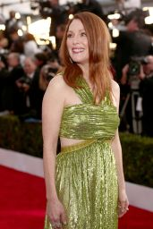 Julianne Moore – SAG Awards 2016 at Shrine Auditorium in Los Angeles