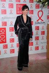 Juliette Binoche – Sidaction Gala Dinner 2016 in Paris