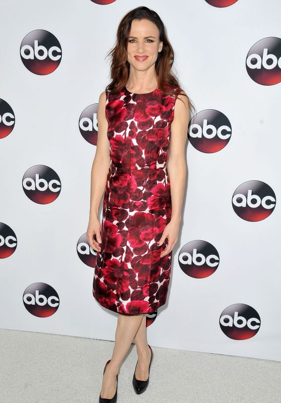 Juliette Lewis - Disney/ABC 2016 Winter TCA Tour at Langham Hotel in Pasadena, CA