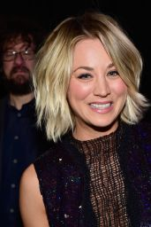Kaley Cuoco – 2016 People's Choice Awards in Microsoft Theater in Los Angeles