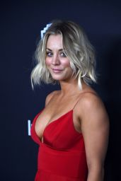Kaley Cuoco - InStyle And Warner Bros. Golden Globe Awards 2016 Post-Party in Beverly Hills