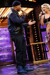 Kaley Cuoco - Lip Synch Battle, January 2016