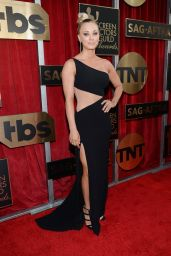 Kaley Cuoco – SAG Awards 2016 at Shrine Auditorium in Los Angeles