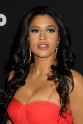 Kali Hawk – 'Fifty Shades of Black' Premiere in Los Angeles