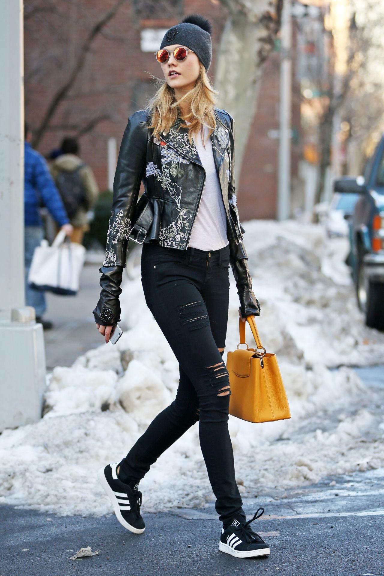 Karlie Kloss Street Fashion