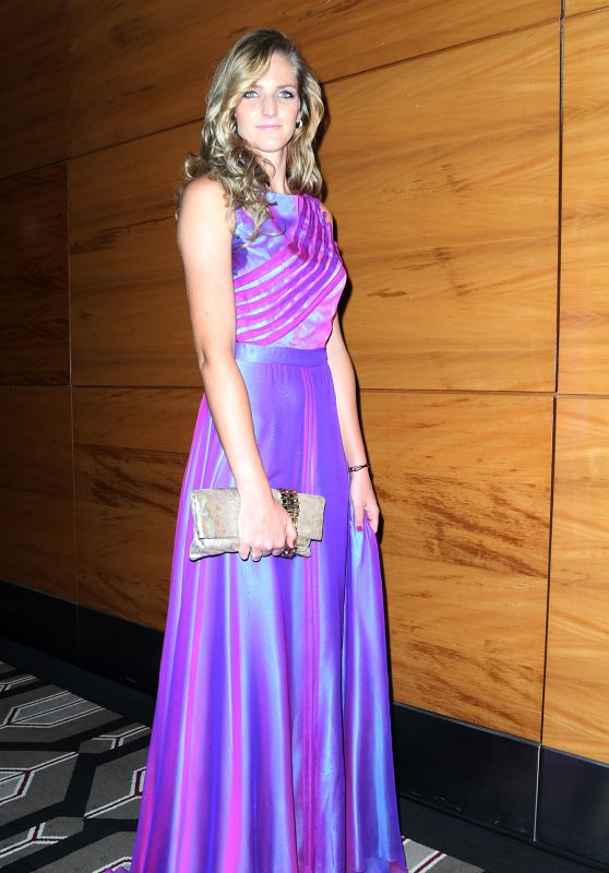 Karolina Pliskova – Hopman Cup Players Party at Crown Perth, January 2016