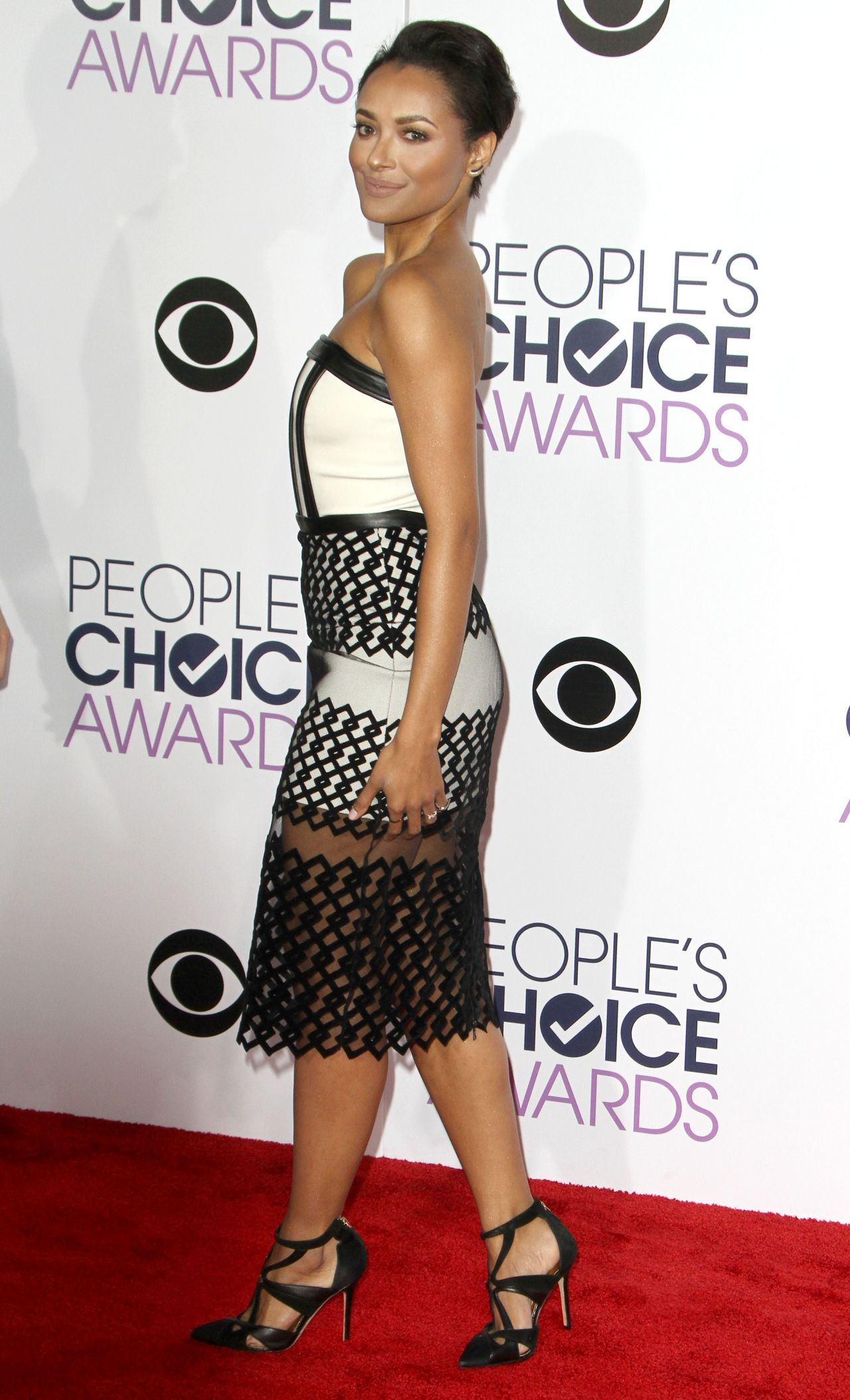 Kat Graham – 2016 People's Choice Awards in Microsoft Theater in Los Angeles