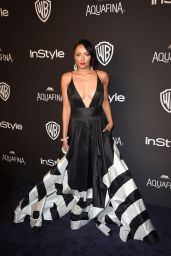 Kat Graham – InStyle And Warner Bros. 2016 Golden Globe Awards Post-Party in Beverly Hills