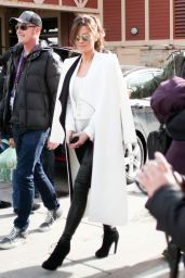 Kate Beckinsale Style - Sundance Film Festival in Park City, January 2016