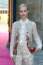 Kate Bosworth– Schiaparelli Haute Couture Spring/Summer 2016 Fashion Show in Paris