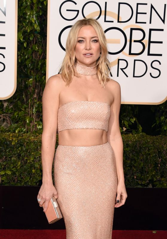Kate Hudson – 2016 Golden Globe Awards in Beverly Hills