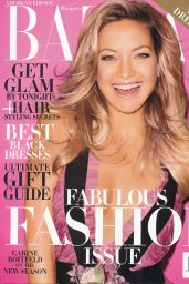 Kate Hudson – Harper's Bazaar Magazine December 2015 Issue