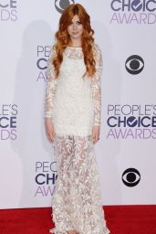 Katherine McNamara – 2016 People's Choice Awards in Microsoft Theater in Los Angeles
