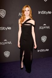 Katherine McNamara - InStyle And Warner Bros. Golden Globe Awards 2016 Post-Party in Beverly Hills