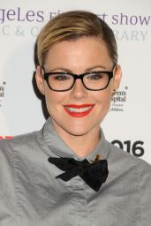 Kathleen Robertson – LA Art Show and Los Angeles Fine Art Show's 2016 Opening Night Premiere Party