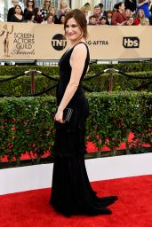 Kathryn Hahn – SAG Awards 2016 at Shrine Auditorium in Los Angeles