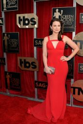 Katie Lowes – SAG Awards 2016 at Shrine Auditorium in Los Angeles