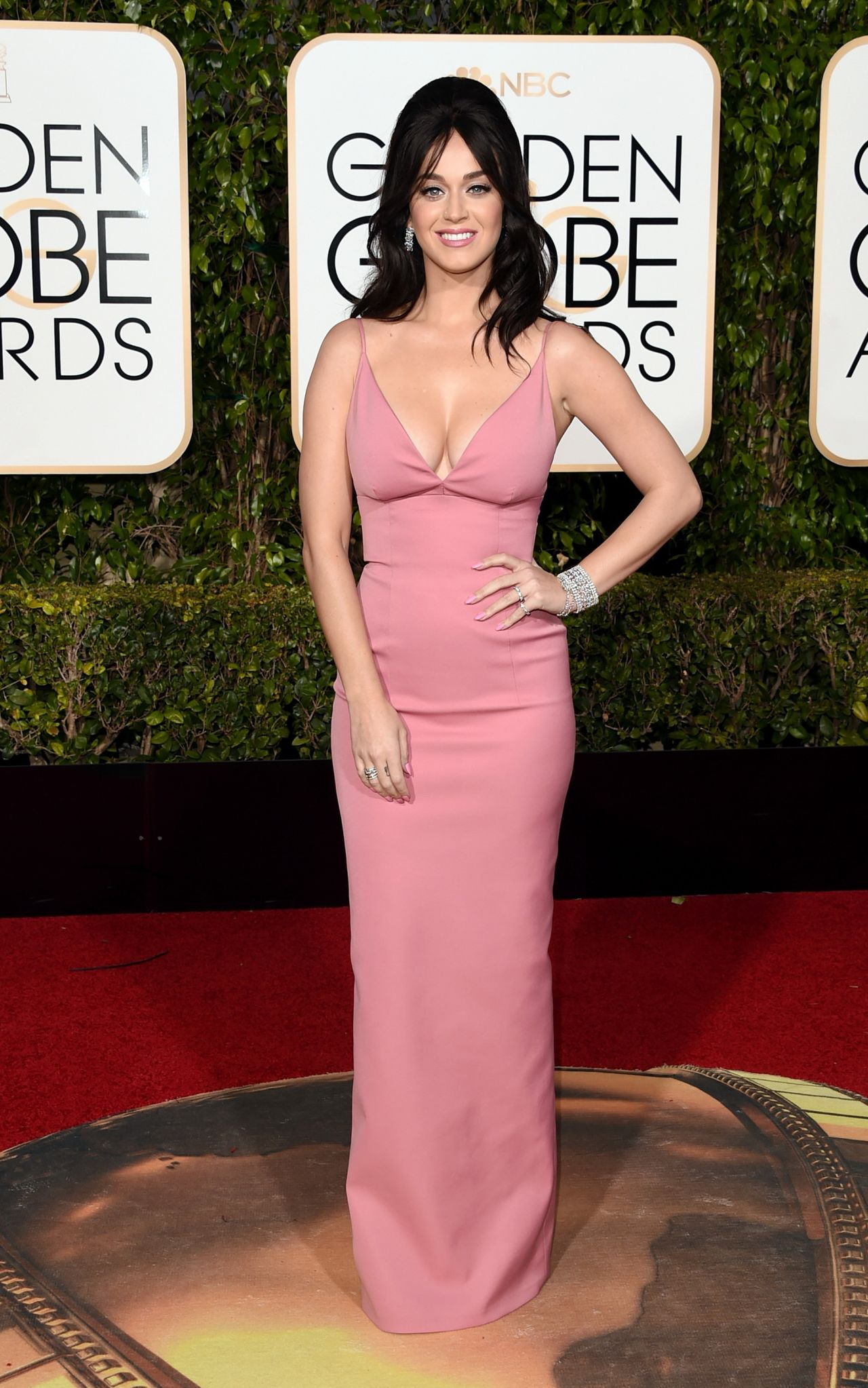 Katy Perry  2016 Golden Globe Awards In Beverly Hills-7430