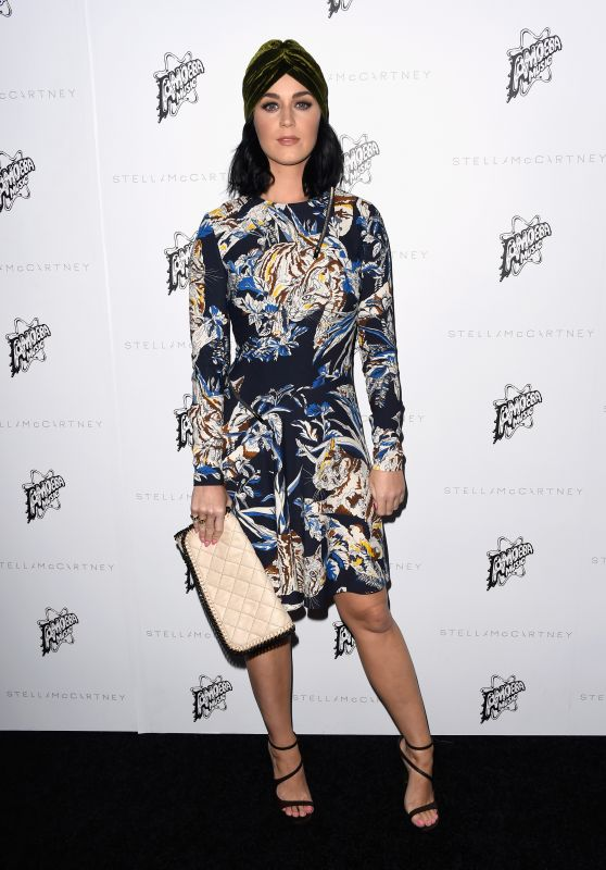 Katy Perry - Stella McCartney Autumn 2016 Presentation in Los Angeles, CA