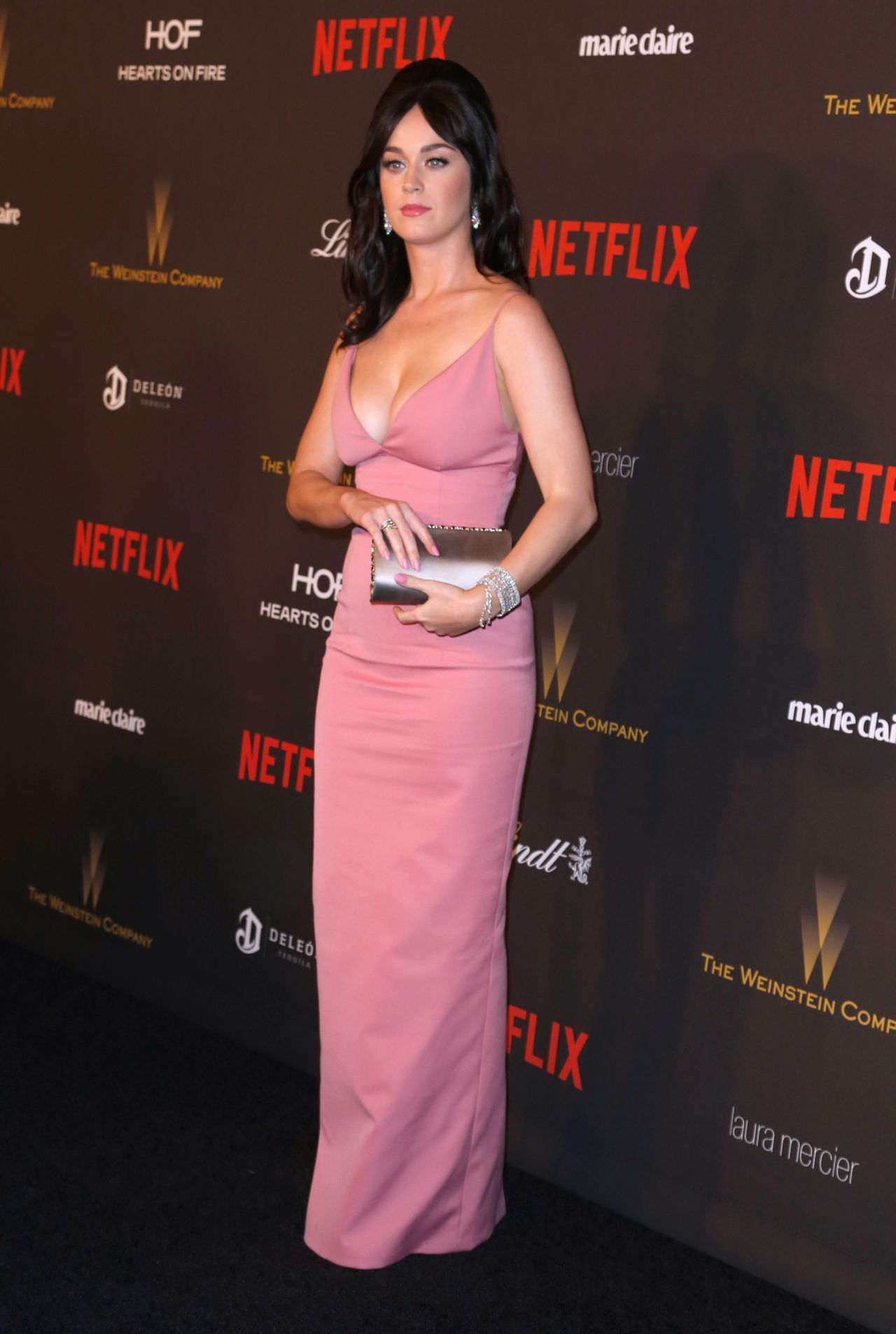 Katy Perry The Weinstein Company Amp Netflix 2016 Golden