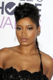 Keke Palmer – 2016 People's Choice Awards in Microsoft Theater in Los Angeles