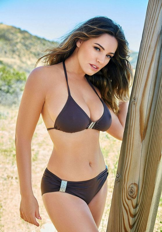 Kelly Brook Bikini Photo Shoot, January 2016