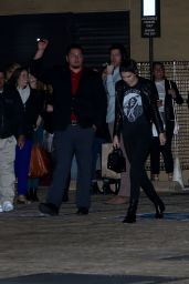 Kendall Jenner and Hailey Baldwin - Nobu Japanese Restaurant in Malibu, January 2016