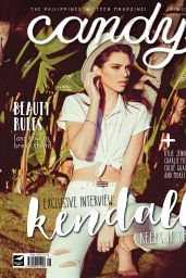 Kendall Jenner - Candy Magazine Philippines February 2016 Issue
