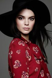 Kendall Jenner - Thai Fashion Retailer CPS Chaps Spring 2016 Collection