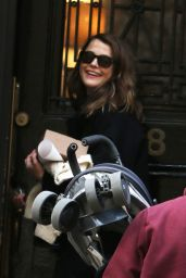 Keri Russell - Out in Brooklyn 1/7/2016