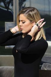 Khloe Kardashian Photo Shoot, January 2016