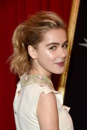 Kiernan Shipka – 2016 AFI Awards in Beverly Hills, CA