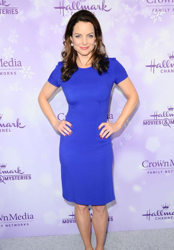 Kimberly Williams-Paisley - Hallmark Channel Movies And Mysteries Winter 2016 TCA Press Tour in Pasadena