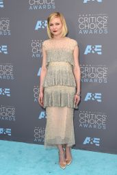 Kirsten Dunst – 2016 Critics' Choice Awards in Santa Monica