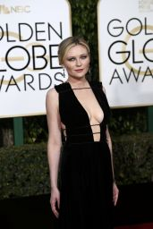 Kirsten Dunst – 2016 Golden Globe Awards in Beverly Hills
