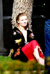 Kirsten Dunst Photo Shoot Set in Los Angeles, January 2016